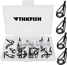 THKFISH Rod Tip Repair Kit Rod Repair Kit Fishing Rod...