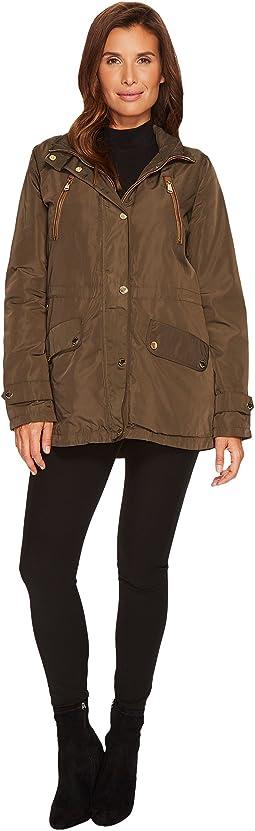 MICHAEL Michael Kors - Snap Front Jacket M523237CZ
