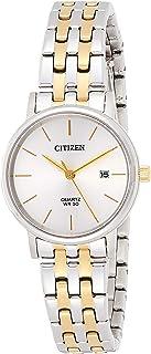 Citizen Analog White Dial Women's Watch-EU6094-53A