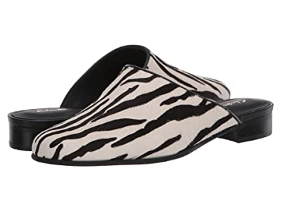 Clarks Pure Blush (Zebra Animal Print) Women