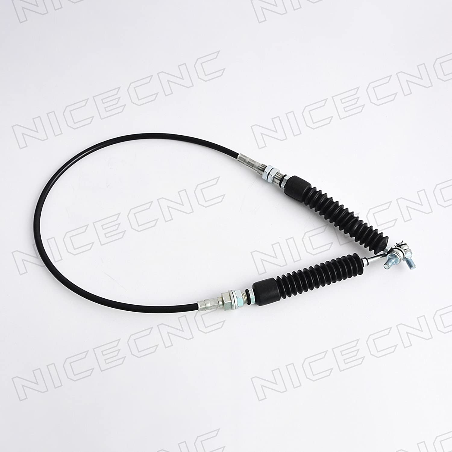 NICECNC Gear Selector Shift Control Cable Compatible with Polari