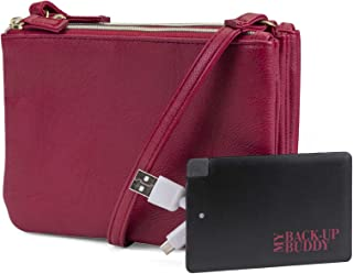 Best purse with phone charger inside Reviews