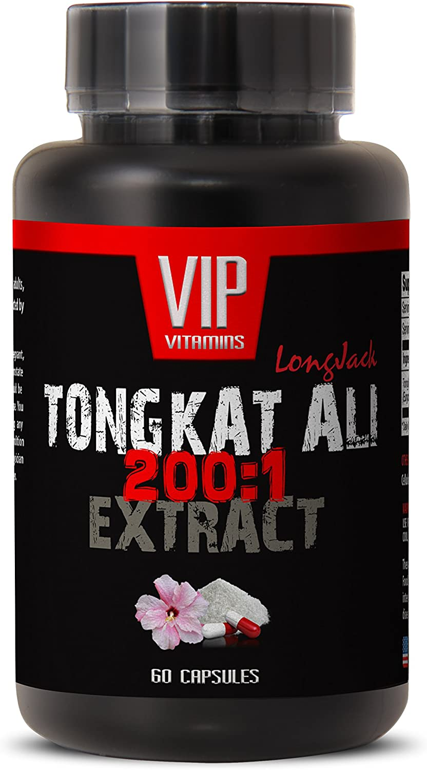Testosterone Booster for Men Now free shipping Louisville-Jefferson County Mall Energy - 200: 400MG ALI TONGKAT P 1