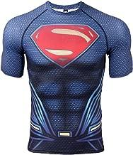 superman workout shirt