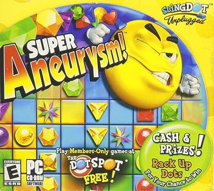 Super Aneurysm (Jewel Case) - PC