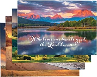 Praying for You - Inspirational Boxed Cards - Mountain Views