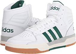 Footwear White/Collegiate Green/Grey Two