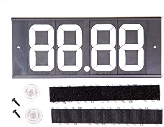 BIONDO RACING PRODUCTS DB-1246 4-Digit Dial Board