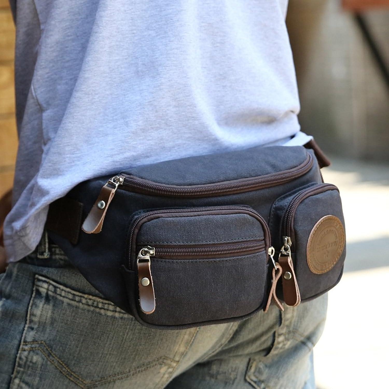 Größe Packungen zhangrong- Multifunktional Geldbörse Casual Leinwand BAG TRENDY Sport-Tasche Brust Schulter Messenger Bag (MultiFarbe Optional) B07CHXNZMQ  Sonderaktionen zum Jahresende