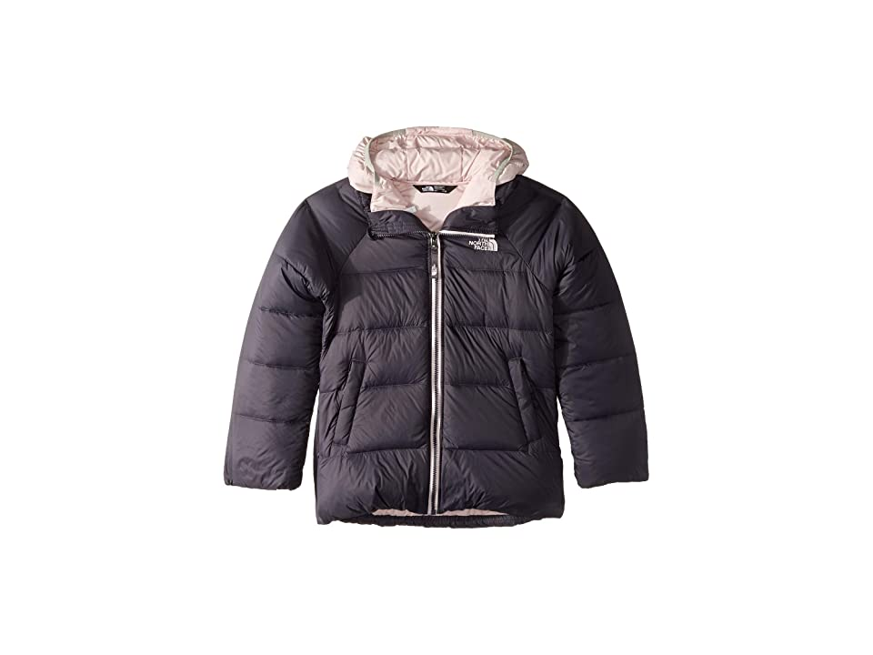 The North Face Kids Double Down Triclimate (Little Kids/Big Kids) (Periscope Grey) Girl