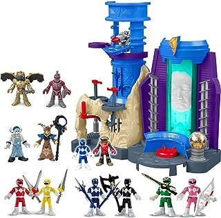 Imaginext BUNDLE Power Rangers Command Center Gift Set