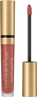 Max Factor Colour Elixir Soft Matte szminka w płynie 010 - Muted Russet