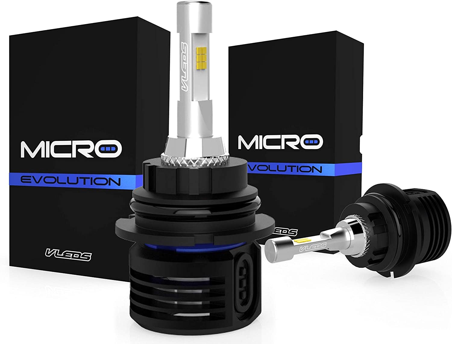 VLEDS 3500lm 6000K White Micro Evolution Low Headlights LED High Ranking TOP16 Los Angeles Mall