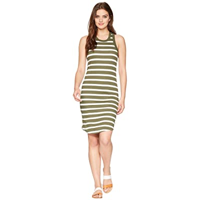Mountain Hardwear Lookout Tank Dress (Surplus Green) Women