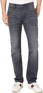 Tommy Hilfiger Men's Coated Straight Fit Denim Jeans