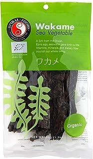 Spiral Foods Organic Wakame Sea Vegetable 50 g