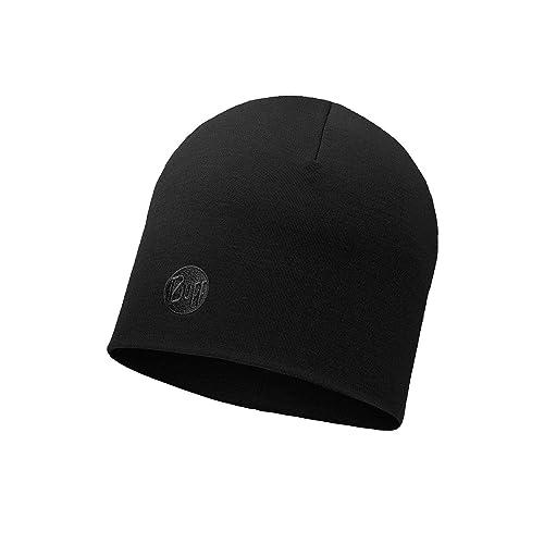 5d8ee9b1a9e Buff Solid Heavyweight Merino Wool Hat