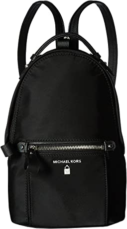 ca09a0e6b2302a MICHAEL Michael Kors. Nylon Kelsey Large Backpack. $178.00. 5Rated 5 stars.  Black