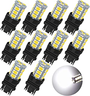 GIVEDOUA 3157 LED Bulb Super Bright 18-SMD 5050 Chips,...