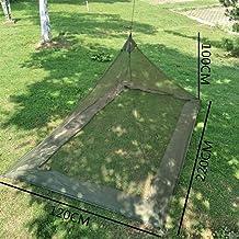 Mesh Rits Deurtent Outdoor Camping Wandelen Wandelen Anti- Single Tent Insect Proof Eenvoudig te dragen Survival Kit-Geen ...