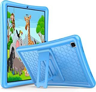 ProCase Galaxy Tab A7 10.4 2020 Kids Case (SM-T500/ T505/ T507), Shockproof Soft Silicone Case, Lightweight Anti-Slip Kids...