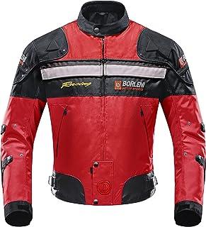 Motorcycle Jacket Motorbike Riding Jacket Windproof...