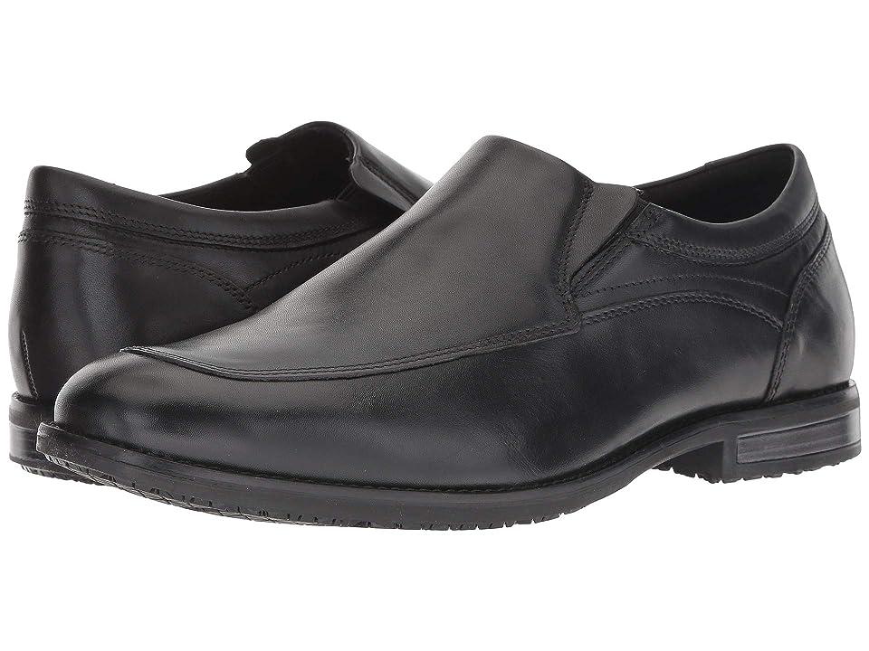 Rockport Dustyn Slip-On (Black) Men