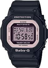 [カシオ] 腕時計 ベビージー BGD-5000-1BJF レディース ブラック