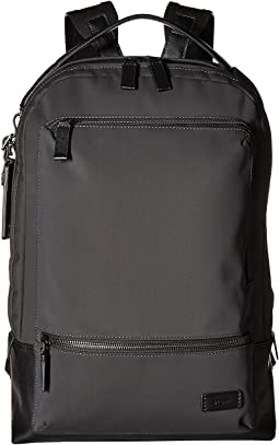 Harrison Nylon Bates Backpack