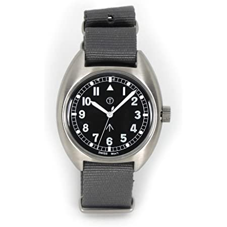 [Naval watch co.] ミリタリーウォッチ Naval military watch Mil.-02 Royal Air Force type