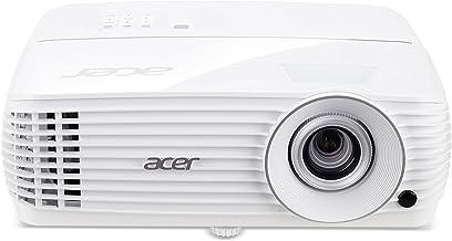 Acer V6810 Proiettore, Risoluzione 4K, Contrasto 10.000:1, Luminosità 2.200 ANSI, Connessione VGA/MHL/HDMI, Speaker, Bianco