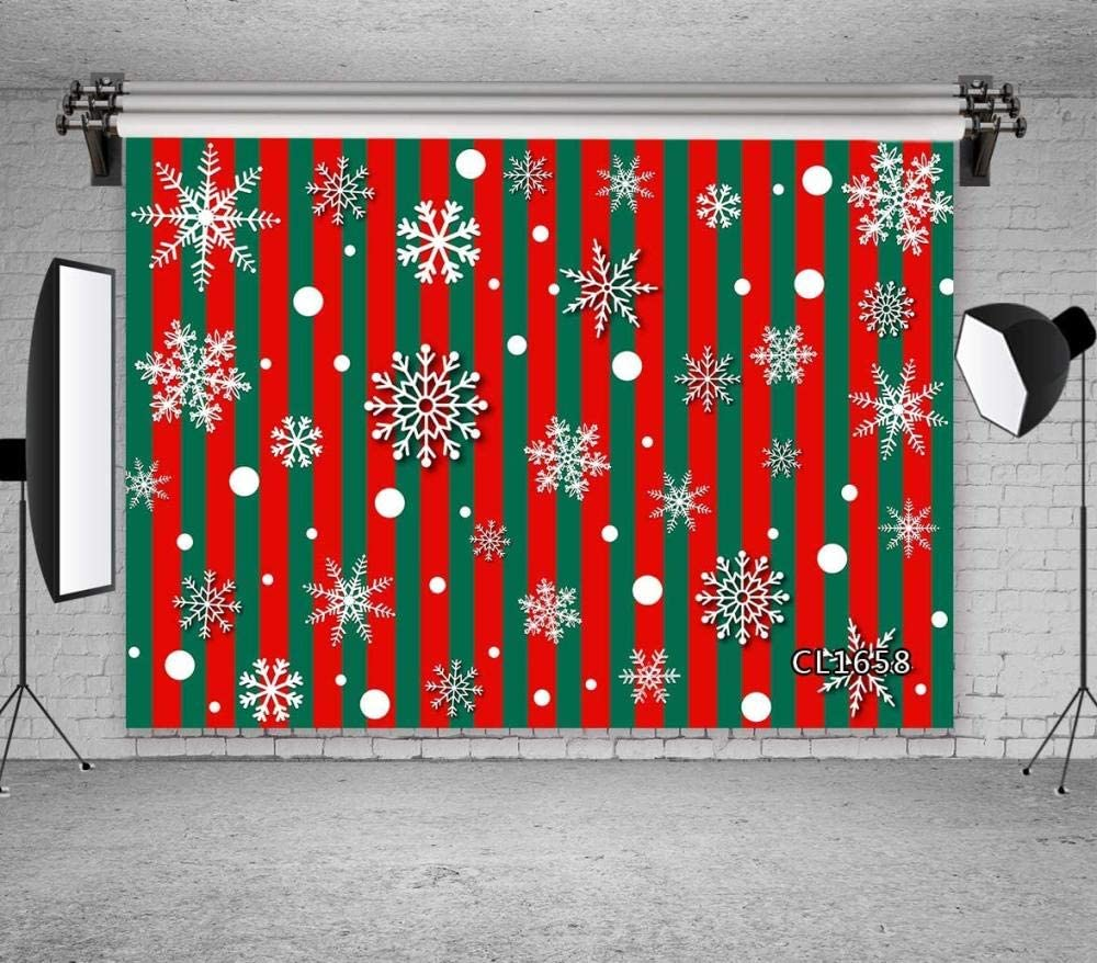 HD 7X5FT Christmas Theme Rustic Vintage Wooden Board Backdrop Elk Gift Christmas Tree Snowflake Lantern Party Birthday Kid s Baby Shower Cake Table Banner Photography Backdrops