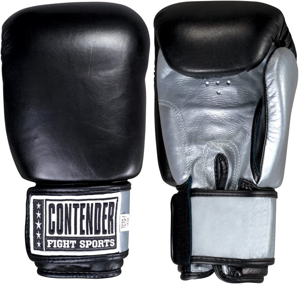 Contender Fight Sports Outlet ☆ Free Shipping Thai-Style Gloves Large discharge sale Sparring