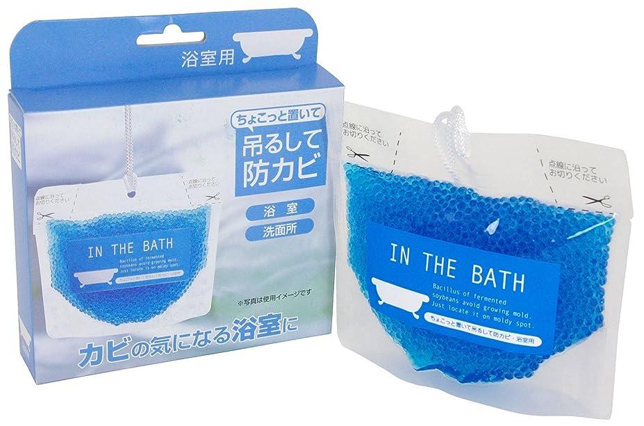 ブレス少年歯車ビッグバイオ 浴室用 防カビ剤 ちょこっと置いて吊るして防カビ 浴室用