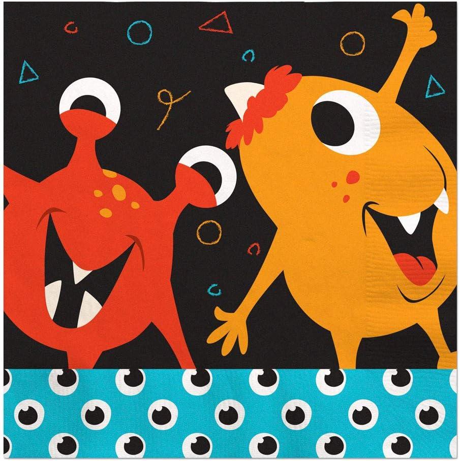 Big Dot of Happiness Monster Bash - Little Monster Birthday Part