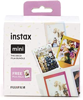 Fujifilm Instax - Mini película clasic kit (3 x 10 hojas)