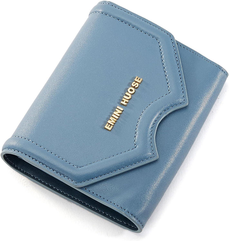 EMINI HOUSE New Autumn Short Wallet Multifunctional Coin Purse