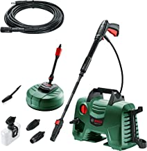 Bosch High Pressure Washer EasyAquatak 120 (1500W, Home and Car Kit Included, Max. Flow Rate: 350l/h, in Cardboard Box) - ...