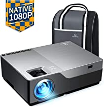 VANKYO Performance V600 Native 1080P LED Projector, 6000 Lux HDMI Projector with..