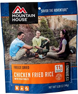 Mountain House Chicken Fried Rice