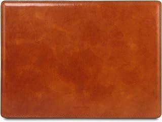 Tuscany Leather Leather Desk Pad Honey