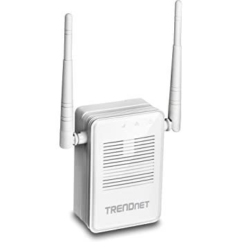 TRENDnet AC1200 WiFi Range Extender, Gigabit Wired Port, Up to 867 Mbps WiFi AC + 300 Mbps WiFi N, TEW-822DRE
