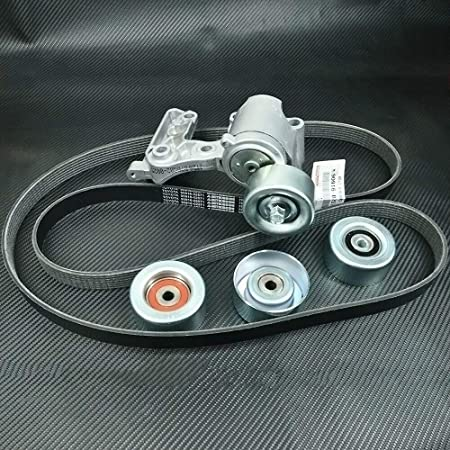 1T132P111P30 1660331040 1660431020 Drive Belt Tensioner & 3 Pulley ...