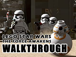 Clip: Lego Star Wars : The Force Awakens Walkthrough