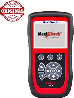 Autel MaxiCheck Pro Diagnostic Tool for ABS Brake Auto Bleed, Oil Service, ABS, SRS, BMS, DPF, EPB Service, SAS, Oil Light/Service Reset Scanner
