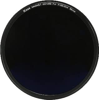 Kase K8 Magnetic ND1000 10 Stop Filter for K8 / K100 Slim 100mm Holder 86mm Optical Glass