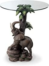 Best elephant coffee table glass top Reviews