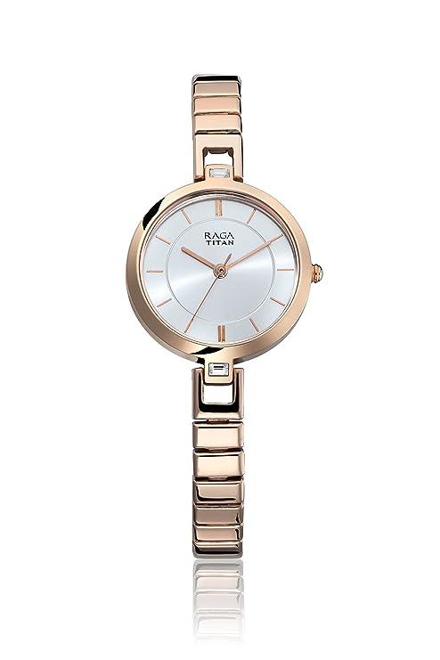 Titan Raga Viva Analog Dial Women's Watch Wrist Watches