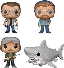 Funko Movies: Pop! Jaws Collectors Set - Chief Brody, Matt Hooper, Quint, 6