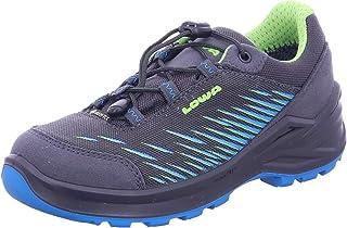 Lowa Zirrox GTX Lo Junior - Botas de senderismo para niño, color azul, talla